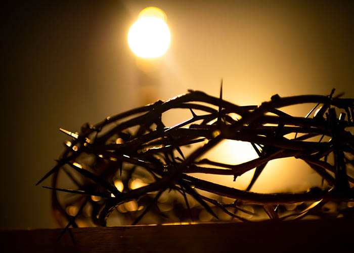 worship crown of thorns